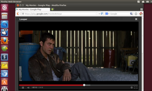 Watching Looper on Ubuntu