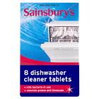 dishwasher cleaner tablets
